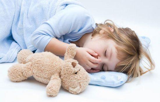 Симптомы обструкции легких у детей
