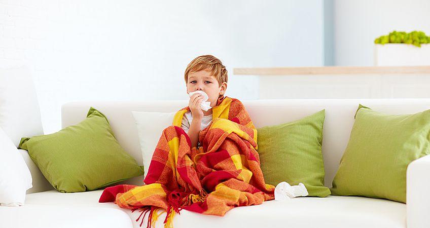 Бронхит у детей лечение