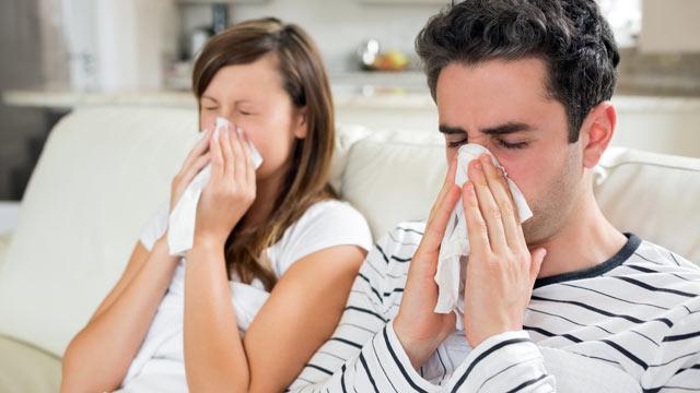 Профилактика гриппа зимой