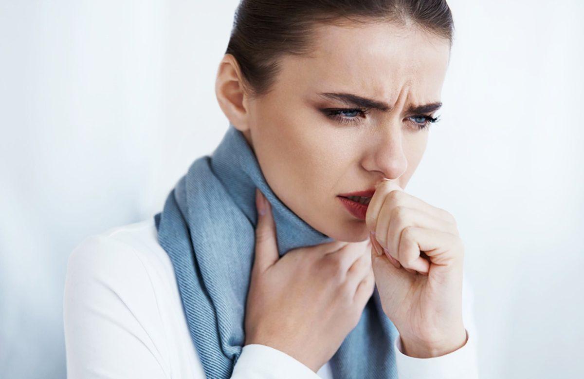 лечение сухого кашля ингаляциями